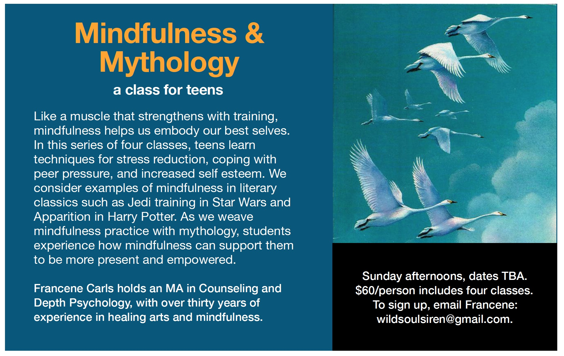 Mindfulness & Mythology